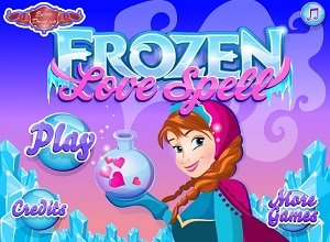 Frozen Love Spell - Frozen Games