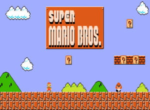Super Mario Bros. - Frozen Games